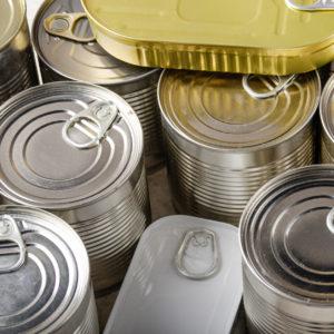 Tinned Foods